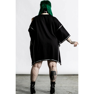 Damenkleid (Tunika) KILLSTAR - Insomnia Batwing - schwarz, KILLSTAR