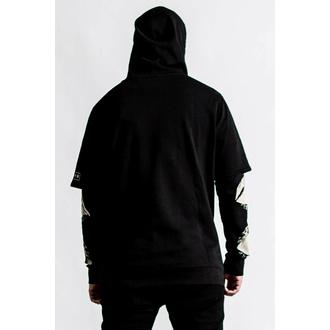 Herren Sweatshirt KILLSTAR - Insomnia Layer - schwarz, KILLSTAR