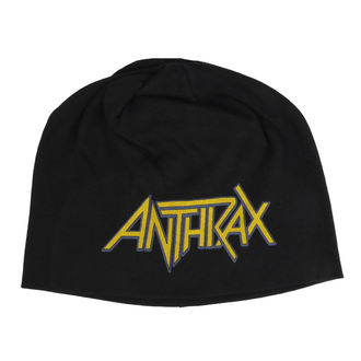Beanie Mütze Anthrax - Logo - RAZAMATAZ, RAZAMATAZ, Anthrax