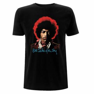 Herren-T-Shirt Jimi Hendrix - Both Sides Of The Sky - Schwarz, NNM, Jimi Hendrix