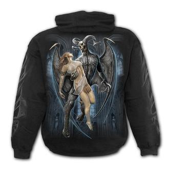 Herren Hoodie - DEVIL BEAUTY - SPIRAL, SPIRAL