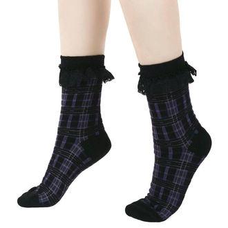 Socken KILLSTAR - Killmore - TARTAN, KILLSTAR