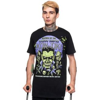 Unisex T-Shirt KILLSTAR - Kon-Tiki, KILLSTAR