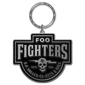 Schlüsselanhänger Foo Fighters - Est. 1995 - RAZAMATAZ, RAZAMATAZ, Foo Fighters