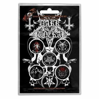 Buttons DARK FUNERAL - THE BLACK HORDES, RAZAMATAZ, Dark Funeral