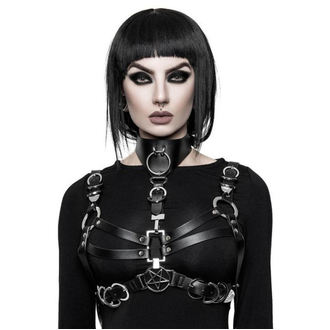 Harness KILLSTAR - Amani - SCHWARZ, KILLSTAR