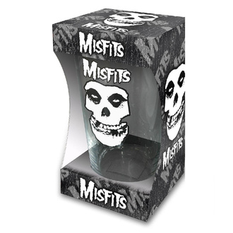Glas Misfits - Skull - RAZAMATAZ, RAZAMATAZ, Misfits
