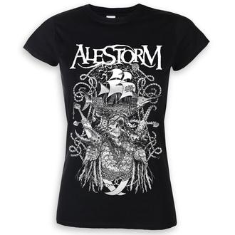 Damen T-Shirt Metal Alestorm - Plunder with Thunder - ART WORX, ART WORX, Alestorm