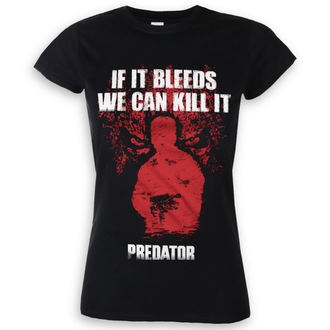 Damen T-Shirt The Predator - If It Bleeds - HYBRIS, HYBRIS, Predator