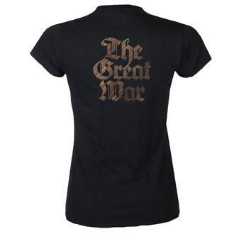 Damen T-Shirt Metal Sabaton - TGW Hatching - NUCLEAR BLAST, NUCLEAR BLAST, Sabaton