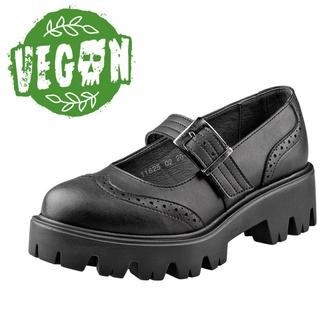 Damen Wedge Boots - ALTERCORE, ALTERCORE