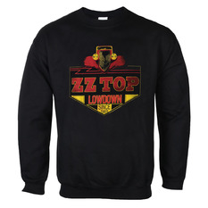 Herren Sweatshirt ZZ-Top - Lowdown - LOW FREQUENCY, LOW FREQUENCY, ZZ-Top
