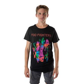 Herren T-Shirt Metal Foo Fighters - FOO FIGTHERS - AMPLIFIED, AMPLIFIED, Foo Fighters