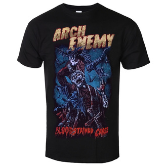 Herren T-Shirt Metal Arch Enemy - Bloodstained Cross - ART WORX - 711830-001