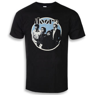 Herren T-Shirt Metal The Doors - ROCK OFF - ROCK OFF, ROCK OFF, Doors