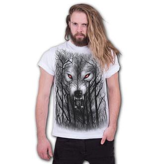 Herren T-Shirt - FOREST WOLF - SPIRAL, SPIRAL