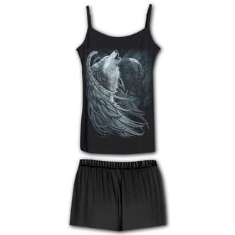 Damen Pyjama Set SPIRAL - WOLF SPIRIT, SPIRAL