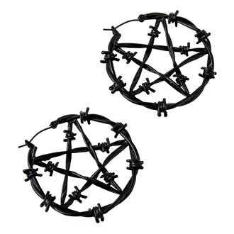 Ohrringe von KILLSTAR - Lifes A Witch - Große Reifen, KILLSTAR