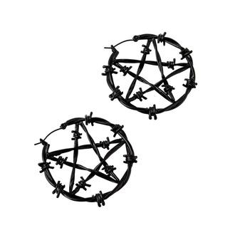 Ohrringe von KILLSTAR - Life's A Witch - Kleiner Reifen, KILLSTAR