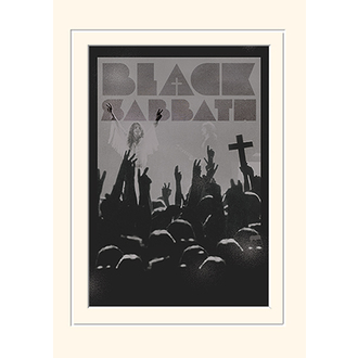 Bild Black Sabbath - PYRAMID POSTERS, PYRAMID POSTERS, Black Sabbath