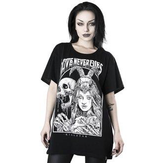 Damen T-Shirt KILLSTAR - Love Never Dies Relaxed, KILLSTAR