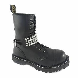 Schuhkette mit Nieten