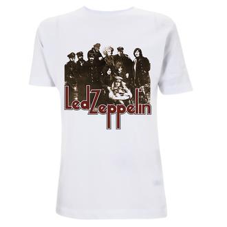 Herren T-Shirt Metal Led Zeppelin - LZ II Photo - NNM, NNM, Led Zeppelin