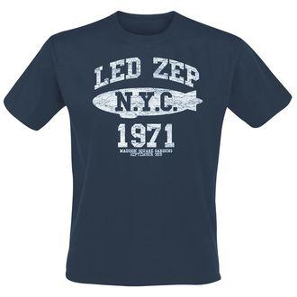 Herren T-Shirt Metal Led Zeppelin - NYC 1971 -, NNM, Led Zeppelin
