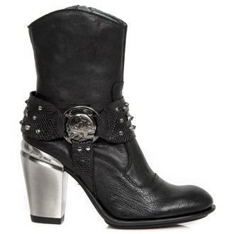 Damen Stiefel - BUFALO WILD NEGRO - NEW ROCK, NEW ROCK