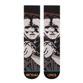 Socken STANCE - HALLOWEEN - MICHAEL MYERS - SCHWARZ, STANCE, Halloween