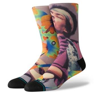 Socken JIMI HENDRIX - FLOWERS - MULTI - STANCE, STANCE, Jimi Hendrix