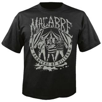 Herren T-Shirt MACABRE - Carnival of killers - NUCLEAR BLAST, NUCLEAR BLAST