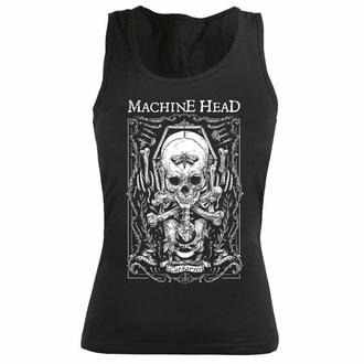 Damen Tanktop MACHINE HEAD - Moth GIRLIE, NUCLEAR BLAST, Machine Head