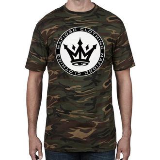 Herren T-Shirt MAFIOSO - MAFIOSO PATCH - CAMO, MAFIOSO