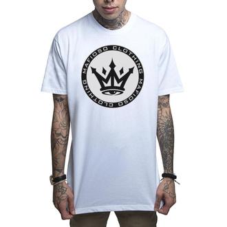 Herren T-Shirt MAFIOSO - MAFIOSO PATCH - WHT, MAFIOSO