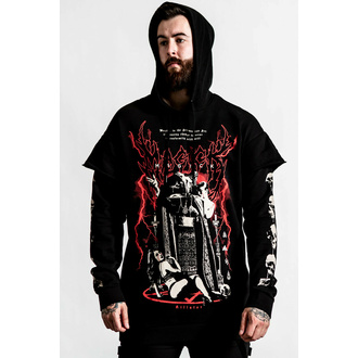 Herren Sweatshirt KILLSTAR - Magick 2-Layer - schwarz, KILLSTAR