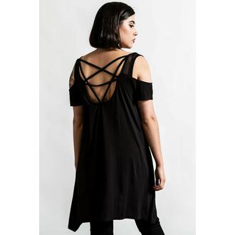 Damen-T-Shirt (Oberteil) KILLSTAR - Magick Penta - schwarz, KILLSTAR
