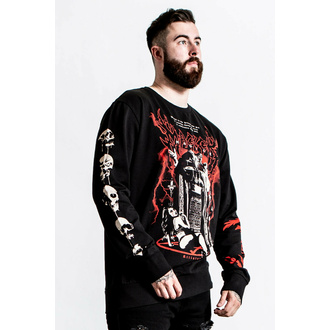 Herren Sweatshirt KILLSTAR - Magick - schwarz, KILLSTAR