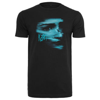 Herren T-Shirt Metal Korn - Face -, NNM, Korn