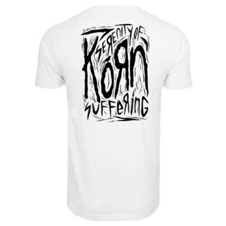 Herren T-Shirt Metal Korn - Suffering -, NNM, Korn
