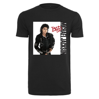 Herren T-Shirt Metal Michael Jackson - Bad - NNM, NNM, Michael Jackson