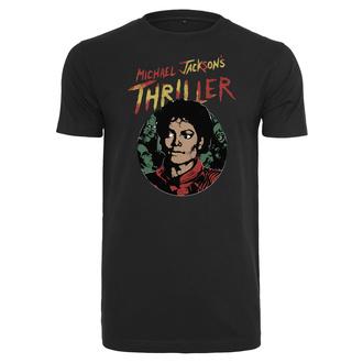 Herren T-Shirt Metal Michael Jackson - Thriller Portrait - NNM, NNM, Michael Jackson