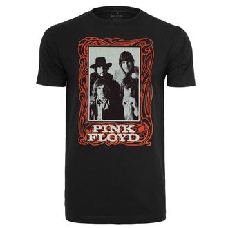 Damen T-Shirt Metal Pink Floyd - Logo - NNM, NNM, Pink Floyd