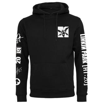 Unisex Hoodie Linkin Park - Anniversary Logo - schwarz, NNM, Linkin Park