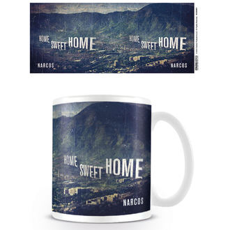 Tasse Narcos - Home Sweet Home - PYRAMID POSTERS, PYRAMID POSTERS, Narcos