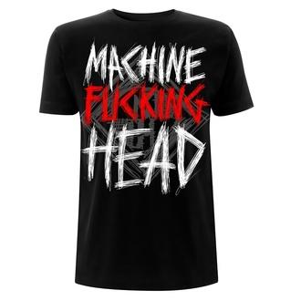 Herren T-Shirt Machine Head - Bang Your Head - NNM, NNM, Machine Head