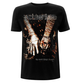 Herren T-Shirt Metal Machine Head - The More Things Change - NNM, NNM, Machine Head