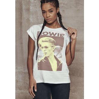 Damen T-Shirt Metal David Bowie - URBAN CLASSIC - URBAN CLASSIC, NNM, David Bowie