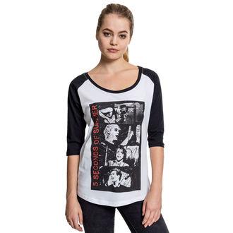 Damen 3/4 Arm Shirt - 5 Second of Summer, NNM, 5 Second of Summer