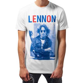 Herren T-Shirt Metal Beatles - John Lennon - URBAN CLASSICS, NNM, Beatles